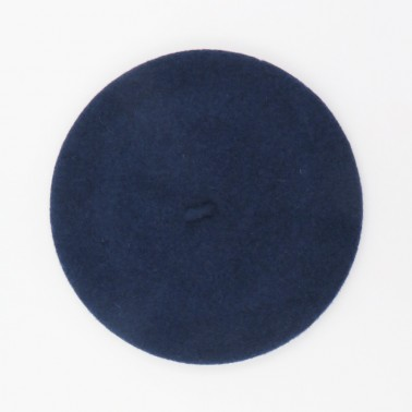 Classic Beret Denim Woman
