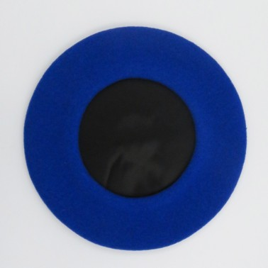 Premium Beret Royal Blue Man