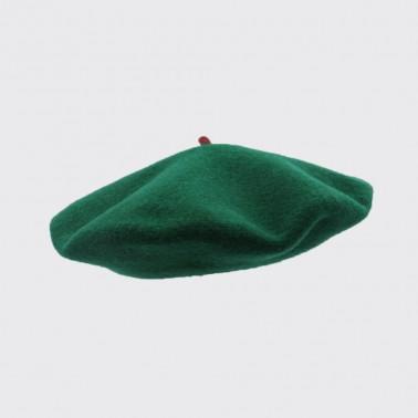 Béret Mode Vert Homme