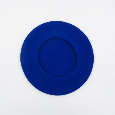 Royal Blue Beret Kids