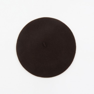 Chocolate Brown Beret Kids