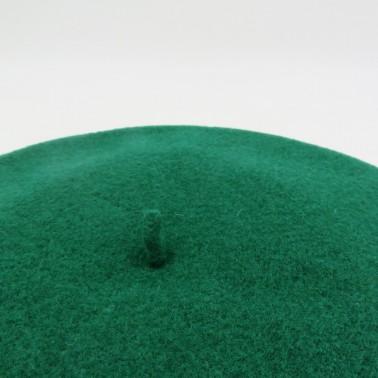 Béret Vert  Enfant