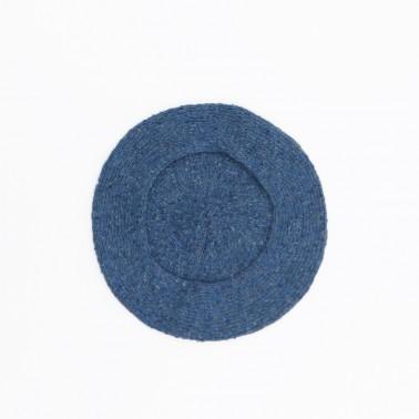 Les Bérets EcoChic Bébé Bleu