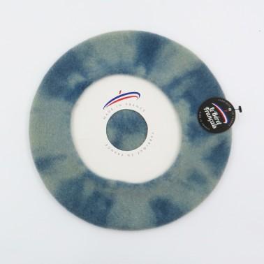 Bérets Tie Dye dark shade
