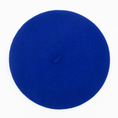Classic Beret Royal Blue Man