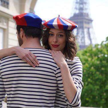 Le béret supporter le béret français