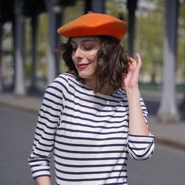 Béret classique Chasseur Femme