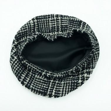 Tweed Beret