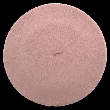 Béret Classique Rose Pâle