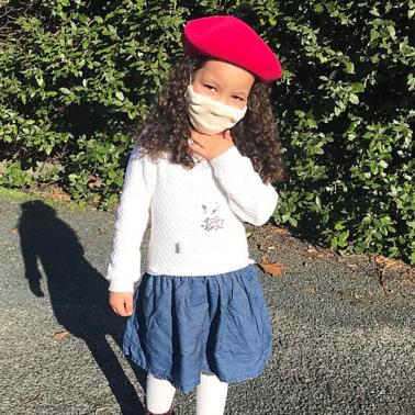 Le Mask Bio - Enfant XS - 4 à 6 ans