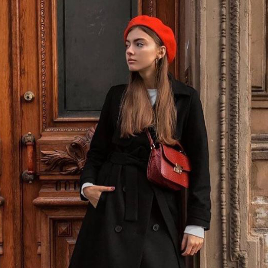 Red beret classic